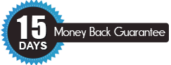 15 Day Money Back Guarantee